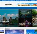 Mẫu giao diện website đẹp