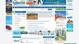 Thiết kế web giống batdongsan.com.vn giá như thế nào?